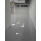 valor de aplicação resina epóxi cinza Rio Pequeno