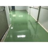 valor de aplicação resina epóxi para piso Socorro